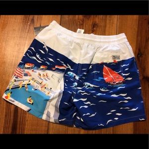 ⛵️ Polo Ralph Lauren swim trunks NEW